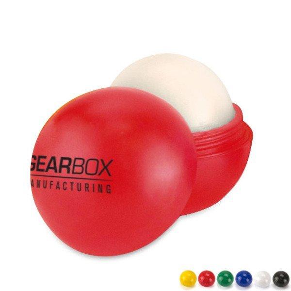 Vanilla Lip Balm Ball