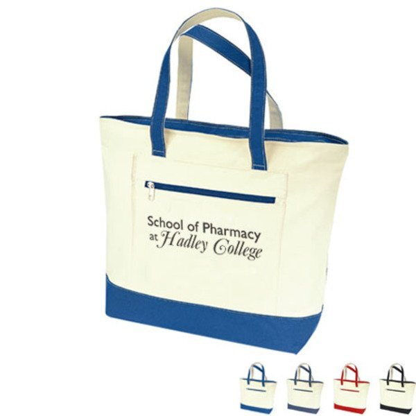 Cruise Canvas Tote Bag