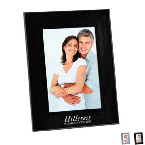 "Color Brite Plastic Photo Frame, 4"" x 6"""