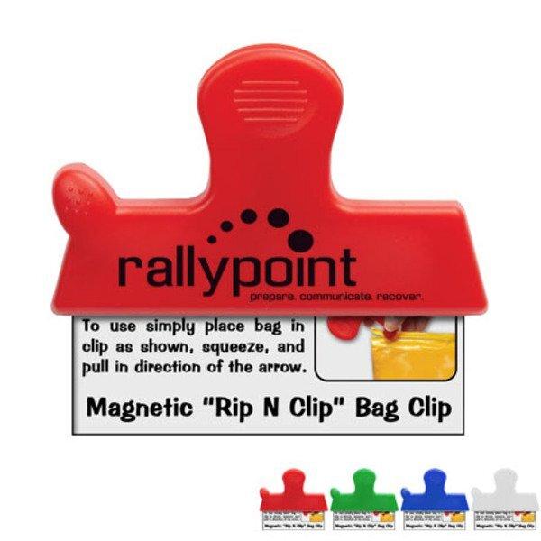 Magnetic Rip N Clip Bag Clip