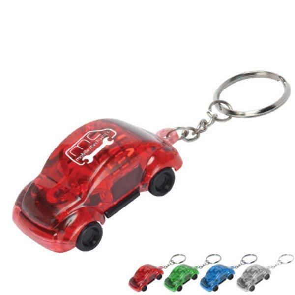 Light Up Car Keytag