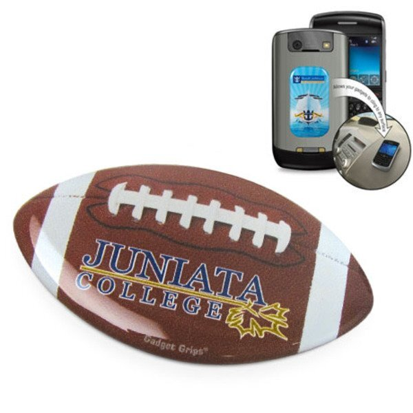 Football Shaped Gadget Grips® PEARL™