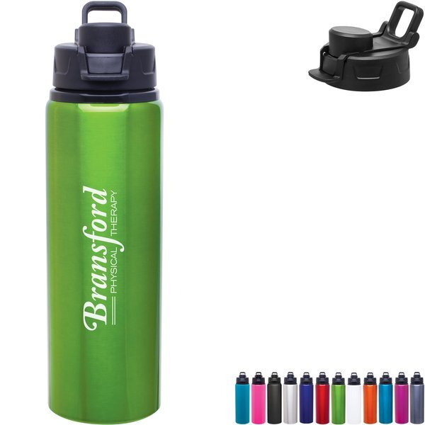 Pacifica Aluminum Bottle, 28oz.