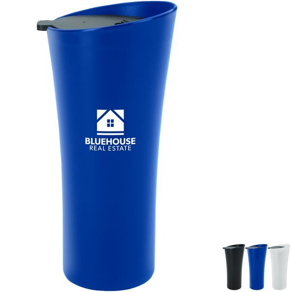 Chic Tumbler w/ Thumb Slide Lid, 18oz.