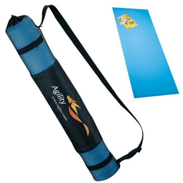 Yoga Mat w/ Carrying Strap