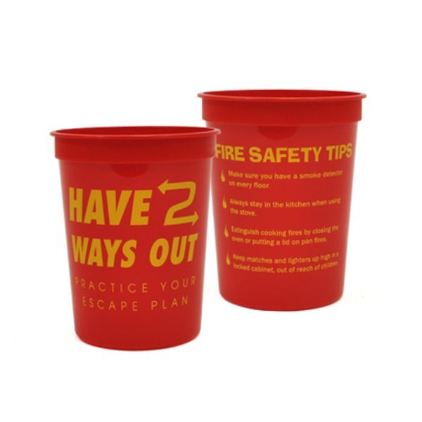 Have Two Ways Out Stadium Cup, Stock, 17oz.