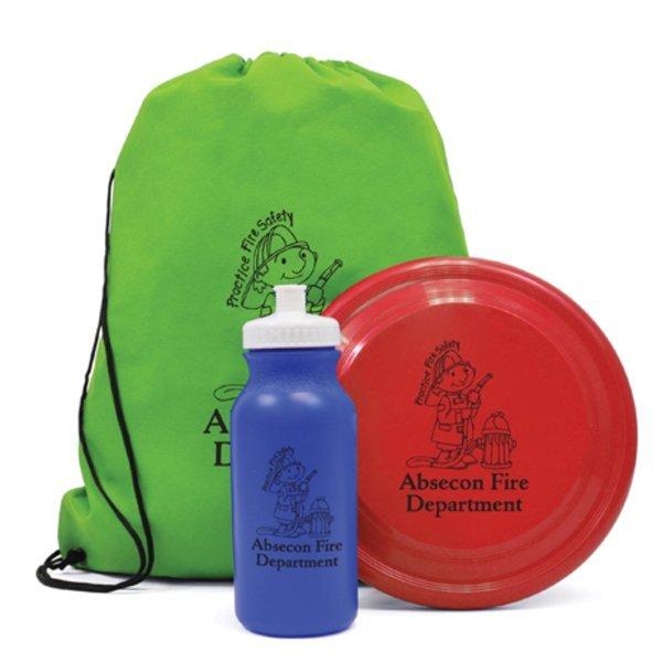 Picnic Kit with Backpack, Flyer & Bike Bottle