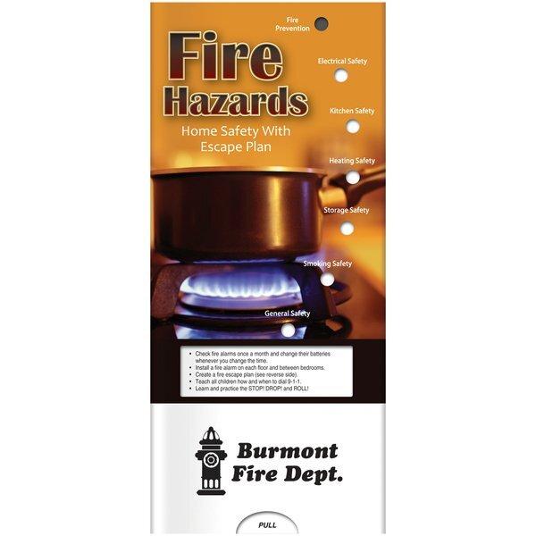 Fire Hazards Pocket Sliders™
