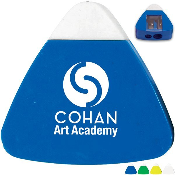 Triad Sharpener and Eraser