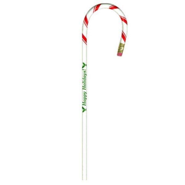 Candy Cane Bentcil® Pencil