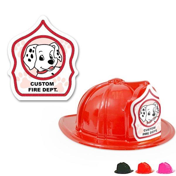 Fire Station Favorite Hat Dalmatian Design