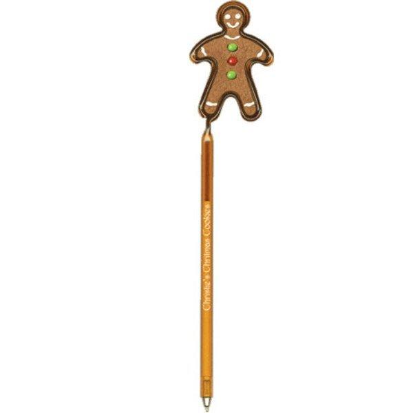 Gingerbread Man InkBend Standard™ Pen w/ Insert