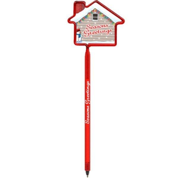 House InkBend Standard™ Pen w/ Holiday Insert