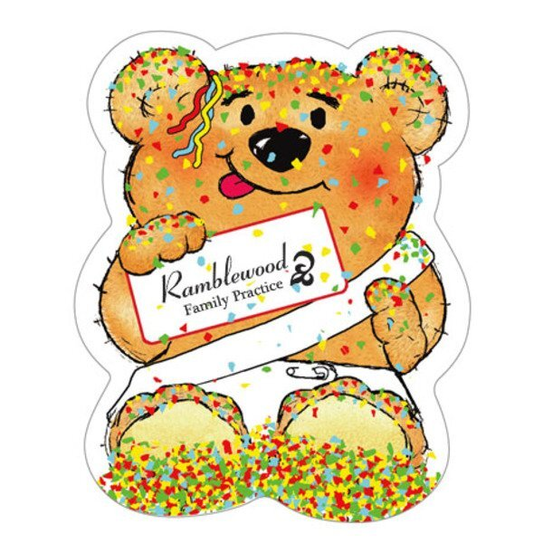 Celebration Bear Magnet