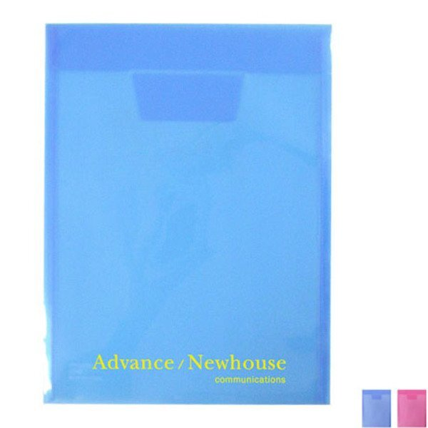 "Vertical Poly Envelope with Tuck-In Flap, 9"" x 12"""