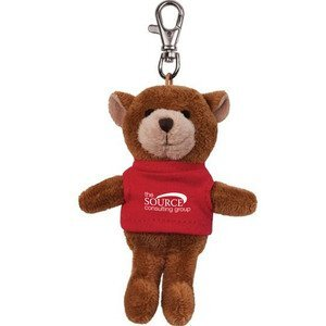 Promotional Plush Key Tags   Health Promotions Now