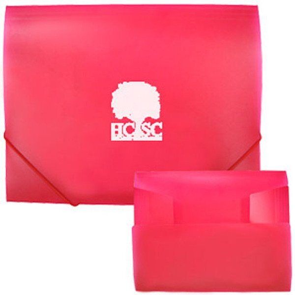 "Epoly Envelope with Elastic Band, 12"""" x 9-1/2"""