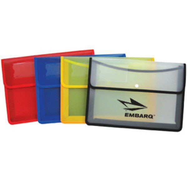 """Epoly Envelope with Snap Closure, 14-1/2""""  x10-1/4"""""""