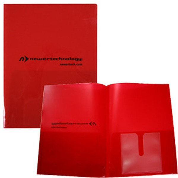 Twin Pocket Folder with CD Holder