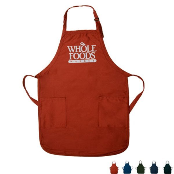 Gourmet Apron w/ Pockets – Colors