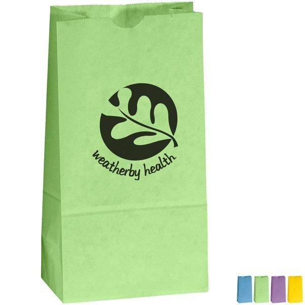 "Popcorn Paper Bag, 8-1/4"" x 4-1/4"""