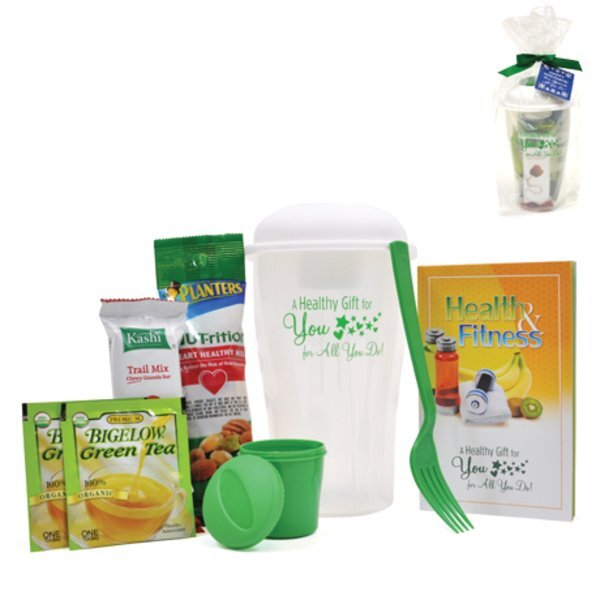 Good Health Snack & Salad Shaker Appreciation Gift Set, Stock