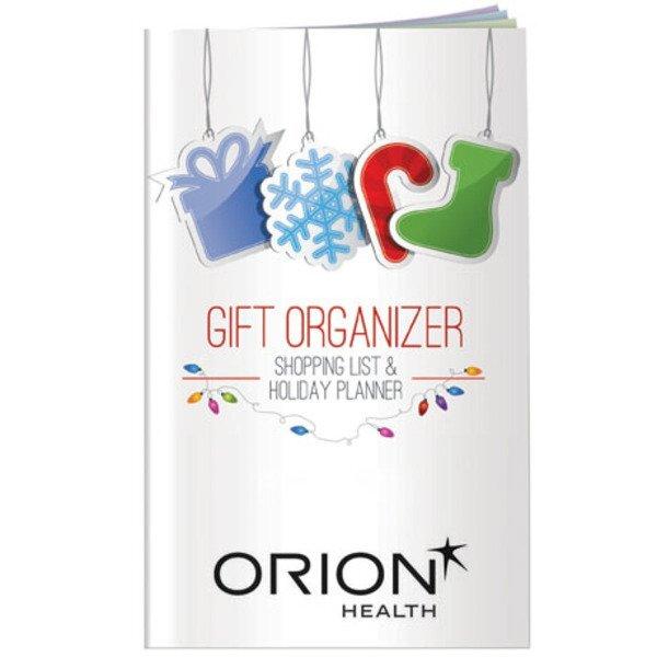 Happy Holidays Gift Organizer & Holiday Planner