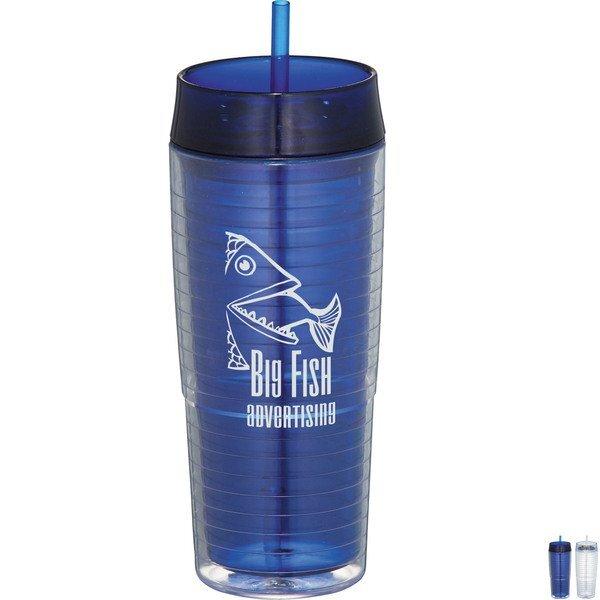 Breeze Tumbler, 20oz., BPA Free