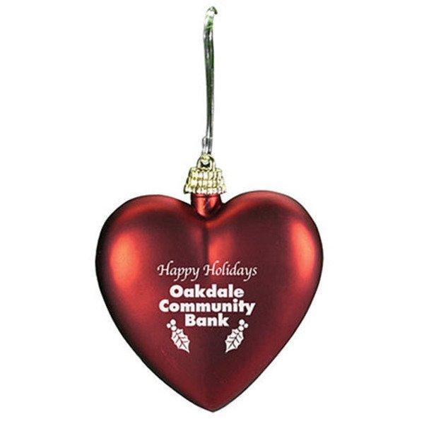 Heart Unbreakable Ornament