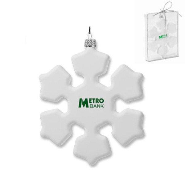 Snowflake Unbreakable Ornament