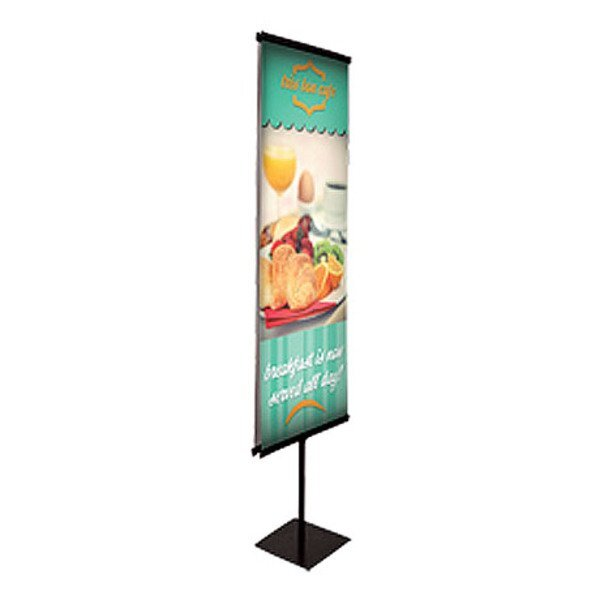 Everyday Snap Rail Banner Display Kit