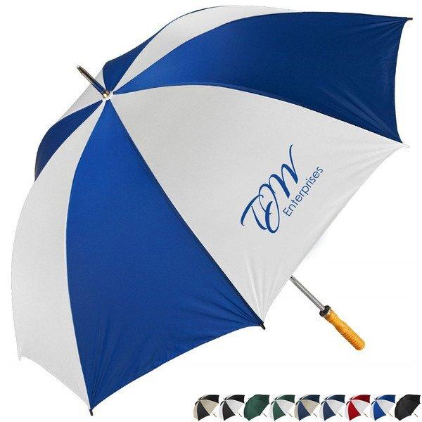 "Booster Economy Golf Umbrella, 60"" Arc"