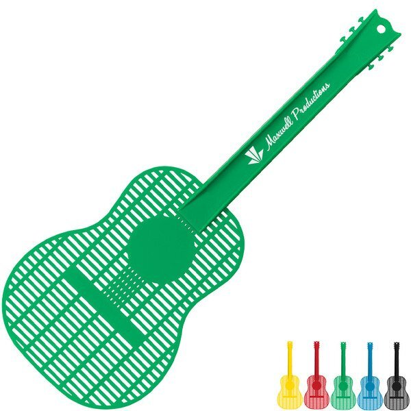 Guitar Fly Swatter - Large