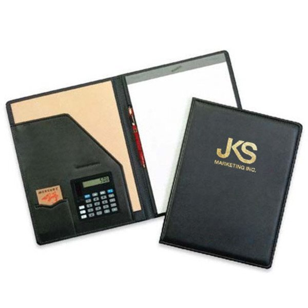 Newport Padfolio w/ Calculator