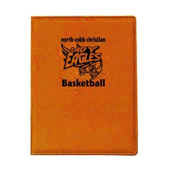 Basketball Padfolio