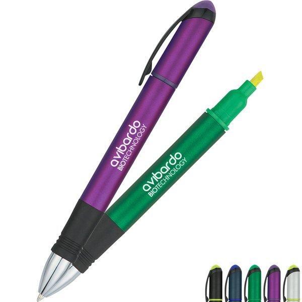 Domain Pen Highlighter Combo