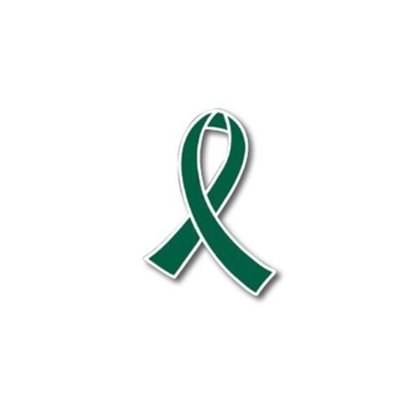 Sale - Green Ribbon Temporary Tattoo, Stock