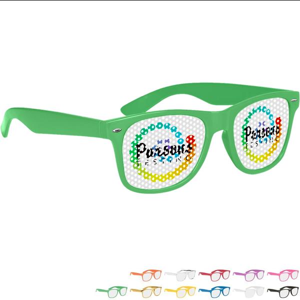 Retro Specs Party Glasses