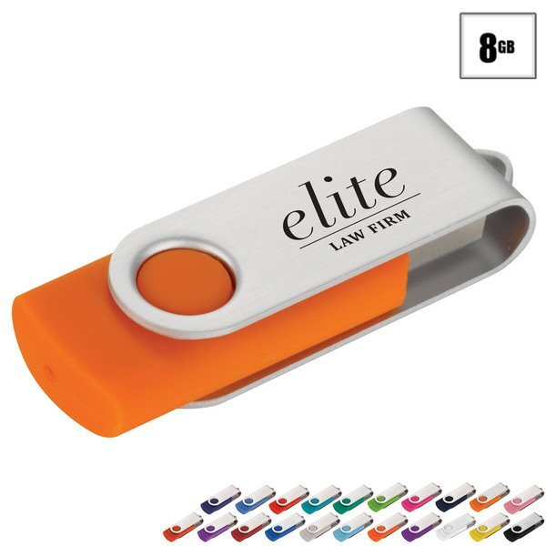 Rotate USB Flash Drive, 8GB