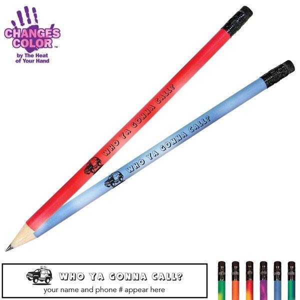 Who Ya Gonna Call SUV Mood Color Changing Pencil