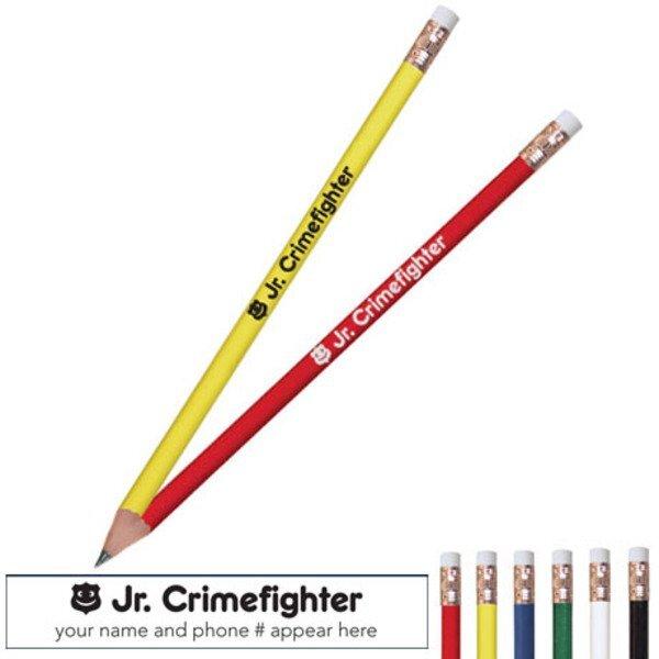 Jr. Crimefighter Pricebuster Pencil