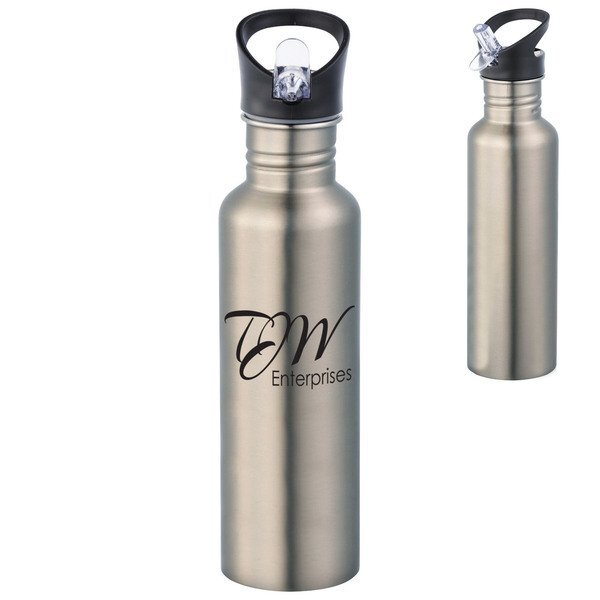 Surf Stainless Steel Beverage Bottle, 20 oz