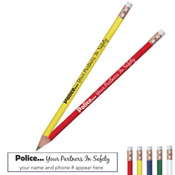 Your Partners in Safety Pricebuster Pencil