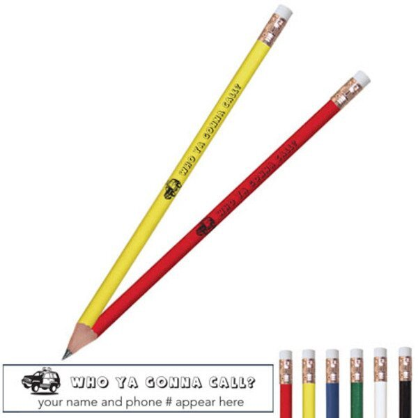 Who Ya Gonna Call SUV Pricebuster Pencil