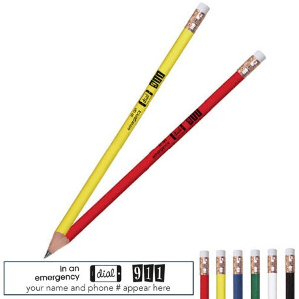 Dial 911 Pricebuster Pencil