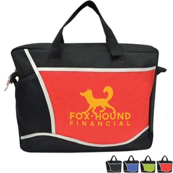 Limited Edition Laptop, Tablet, & Electronics Brief Bag - Closeout, On Sale!