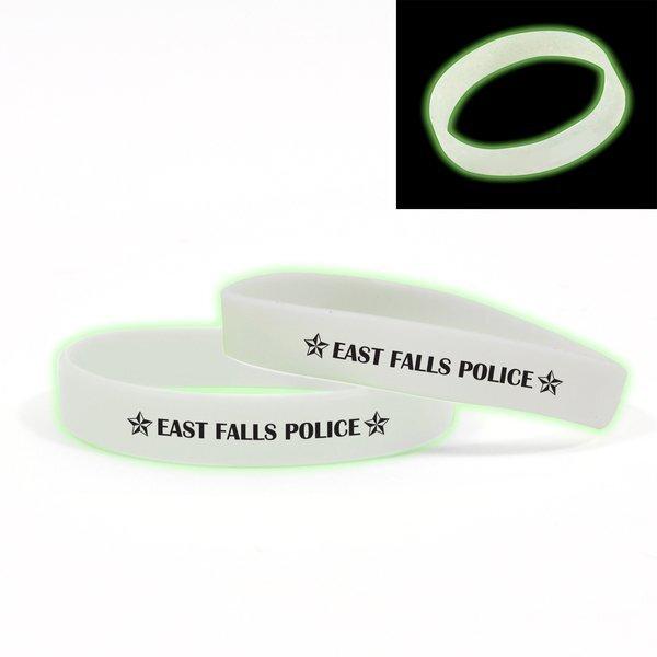 Glow in the Dark Wristband Bracelet