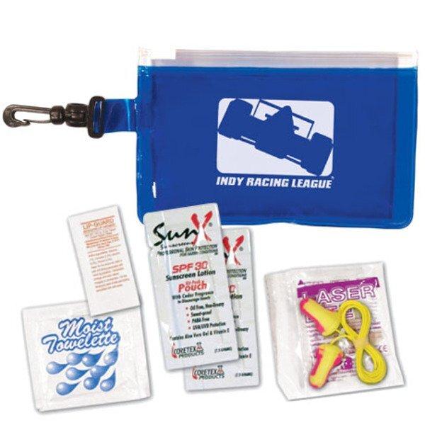 Sun Clip 'N Go Race Kit with Sunscreen