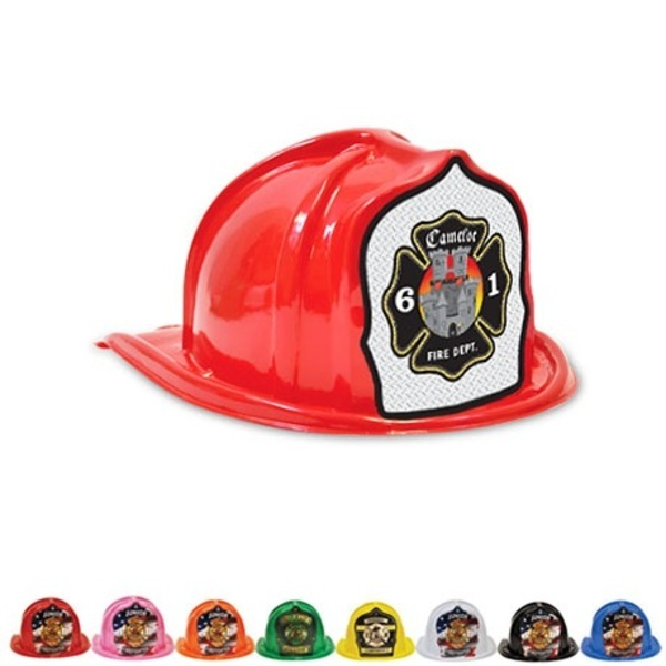 Chief's Choice Kid's Firefighter Hat - Completely Custom
