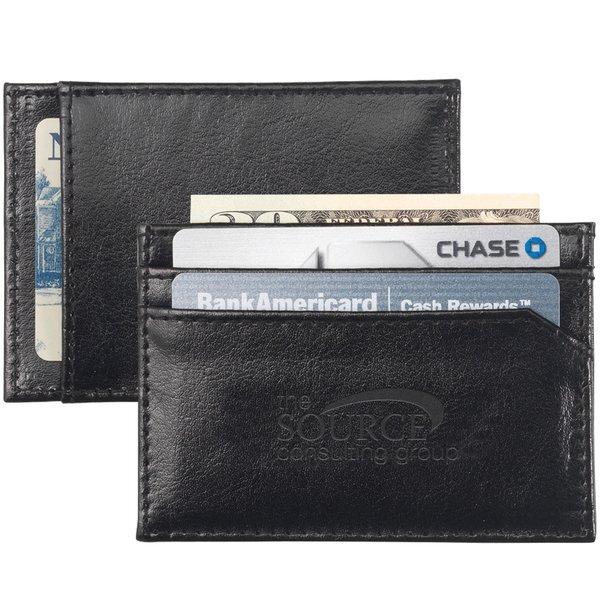 Safe Travels RFID Blocking Leather Wallet